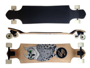 MAXOfit® Deluxe Longboards, different styles, ABEC11 bearing