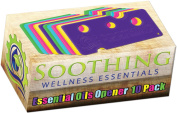 Soothing Wellness Essentials 10 PACK Essential Oils Opener Key Tool Set (MULTI-coloured) - The Perfect Opener and Remover Accessory for Roller Balls and Caps on Most Bottles