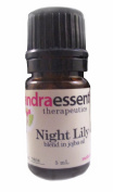 SandraEssentials Night Lily Therapeutic Perfume Blend, 5 mL