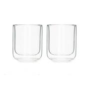 Viva Classic Double Wall Espresso Glass, Translucent