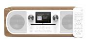 Pure Evoke C-F6 Stereo Digital DAB/FM/Internet Radio with CD and Bluetooth – Walnut