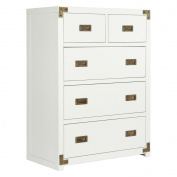 MonBebe Wyatt 5 Drawer Chest