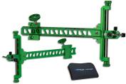 New Avalon Archery Tec One Recurve Aluminium Sight with Storage Case RH/LH Choice of Colours