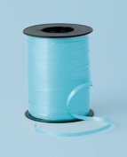 Light Blue Curling Ribbon 500m