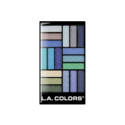 (6 Pack) l.A. colours 18 Colour Eyeshadow - Shady lady