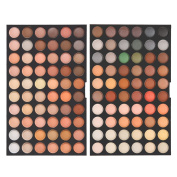 Abody 120 Colours Eyeshadow Makeup Palette Neutral Warm