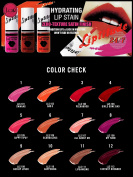 J cat Beauty Liptitude 24/7 Hydrating Lip Stain All 12 Colours
