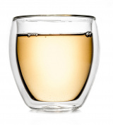 Creano 255 Thermo Glasses DG B, 1 x 400 ml, Transparent, 10.5 x 10.5 x 11 cm