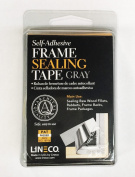 Lineco Self-Adhesive Frame Sealing Tape Grey 3.2cm x 7.3m