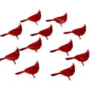 Eyelet Outlet Shape Brads 12/Pkg-Cardinal
