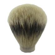 VIGSHAVING 30mm Knot Diameter Silvertip badger hair Shaving Brush Knot