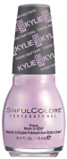 SinfulColors Kylie Jenner Trend MATTErs Collection Pure Velvet, Silhouette (Lavender) 15ml