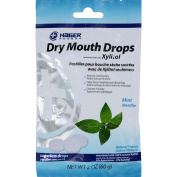 Hager Pharma Dry Mouth Drops - Mint - 60ml