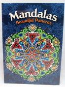 Oceanis Adult and Teen Colouring Book Mandalas Beautiful Patterns Theme
