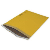 Yellow Jiffy Self-Seal Padded Mailers, 22cm x 37cm