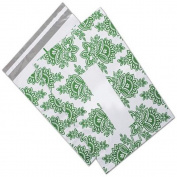 Fun Firs Poly Mailers, 30cm x 39cm + 0.6m Flap