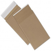 Natural Kraft Unprinted Eco-Mailers, 15cm x 25cm