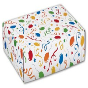 Festive Party Decorative Mailers, 12 x 23cm x 7.6cm