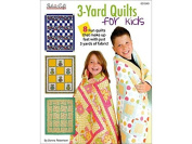 Fabric Cafe 3 Yard Quilts For Kids Bk