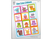 Taylor Made Sew Cute Critters Bk