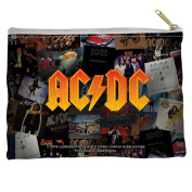 ACDC Albums Accessory Pouch 12.5X8.5 White