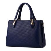 Myleas Women's Euro Crossbody Bag Satchel Handbag Leisure Shoulder Bag