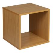URBN LIVING ® 1, 2, 3, 4 Tier Wooden Shelving Bookcase Storage Wood Shelf Unit