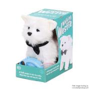 3x Tobar Walking Westie Dog Toy