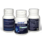UMOOZE® 3 Bottles Bundle (SAVE 5%) - Herbal Formula to Reduce Frequent Urination, to Support Prostate Health and Enhance Hair Growth. Supported by Clinical Trials and Research.