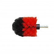 Cleaning Corner Drill Brush, Clean Tile and Grout, Hard to Reach Places,