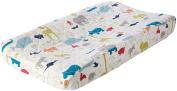 Pehr Designs Noah's Ark Change Pad Cover, Multi