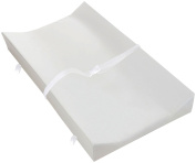 Moonlight Slumber Contour Changing Pad, White