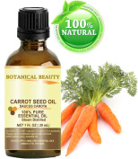CARROT SEED Essential Oil 100% Pure/ Undiluted/ Steam Distilled. 1 Fl.oz.- 30 ml.