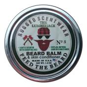 Rugged Scent Wear   The Lumberjack Beard Balm   30ml