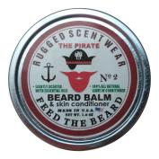 Rugged Scent Wear   The Pirate Beard Balm   30ml