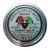 Rugged Scent Wear | Yeah Mon Beard Balm | 30ml