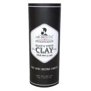 Mel bros Co Black & White Clay For Hair & Face