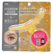 [A] Kai Keiko Obana Eyebrow Guide KQ-1502 Natural Eyebrow 6g