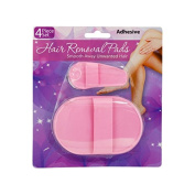 Hair Removal Pads, Case of 36