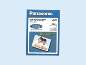 Panasonic VW-APLC36SY L size borderless paper and Specifications (overcoat