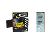 Bump Fighter Mens Disposable Razors - 4 ct. with FREE Loving Colour trial size conditioner