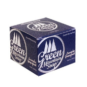 Lavender Grapefruit Shave Soap 130ml shave soap by Green Mountain Soap