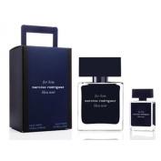 Narciso Rodriguez Bleu Noirmen Travel 3.4 Sp/.34 Sp Box SET