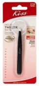 Kiss Tweezer Slant Tip - Deluxe Premium (2 Pack) by Kiss
