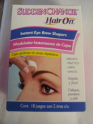Sudden Change Hair Off Instant Eyebrow Shapers