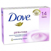 Dove Beauty Bar, Pink