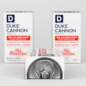 Duke Cannon Supply CO. Old Milwaukee Beer Soap