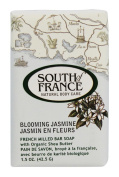 South of France - French Milled Vegetable Bar Soap Blooming Jasmine - 45ml