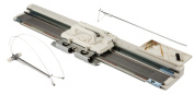 Silver Viscount Reed SK280 Knitting Standard Gauge Machine by Silver Viscount
