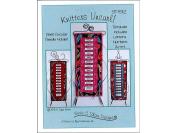 Susie C Shore Designs SST1512 Knitters Uncurl Pattern